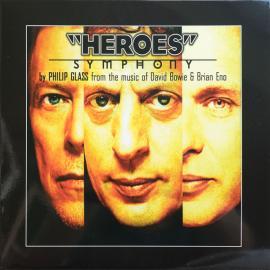 """Heroes"" Symphony - Philip Glass"