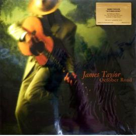 October Road - James Taylor