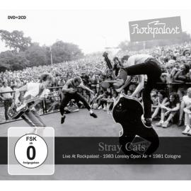 Live At Rockpalast - 1983 Loreley Open Air + 1981 Cologne - Stray Cats