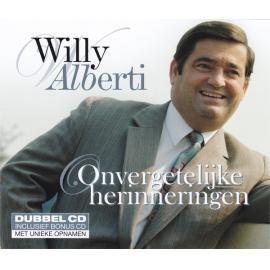 Onvergetelijke Herinneringen - Willy Alberti