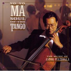 Soul Of The Tango (The Music Of Astor Piazzolla)  - Yo-Yo Ma