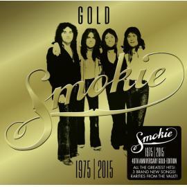Gold 1975-2015 (40th Anniversary Edition) - Smokie