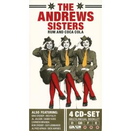 Rum And Coca Cola - The Andrews Sisters