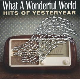What A Wonderful World Hits Of Yesteryear - Various Production