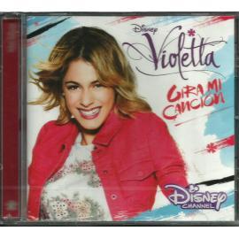 Gira Mi Cancion - Violetta