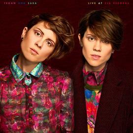 Live At Zia Records - Tegan and Sara