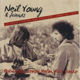 At Kezar Stadium, San Francisco, March 23. 1975 - Neil Young & Friends