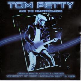 Dean E Smith Activity Center University Of North Carolina Sept 13 1989 - Tom Petty And The Heartbreakers
