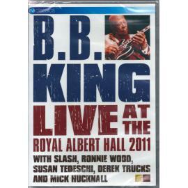 Live At The Royal Albert Hall 2011 - B.B. King