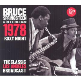 1978 Roxy Night - Bruce Springsteen & The E-Street Band