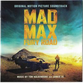 Mad Max Fury Road (Original Motion Picture Soundtrack) - Tom Holkenborg