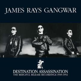 Destination Assassination - The Merciful Release Recordings 1989-1992 - James Rays Gangwar