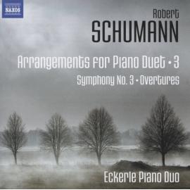 Arrangements For Piano Duet, Vol. 3 - Robert Schumann