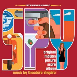 Spy: Original Motion Picture Score Album - Theodore Shapiro