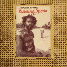 Social Living / Living Dub - Burning Spear