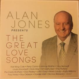 Alan Jones Presents The Great Love Songs - Various Production