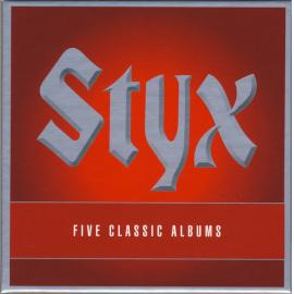 Five Classic Albums - Styx