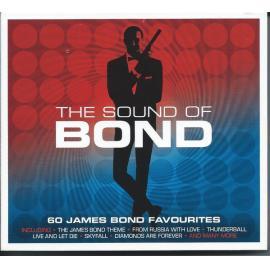The Sound Of Bond - 60 James Bond Favourites - The City Of Prague Philharmonic