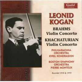 Violin Concerto / Violin Concerto - Leonid Kogan