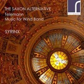 SAXON ALTERNATIVE - G.P. TELEMANN