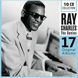 Ray Charles The Genius - 17 Original Albums - Ray Charles