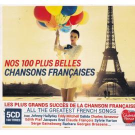 Nos 100 Plus Belles Chansons Françaises - Various Production