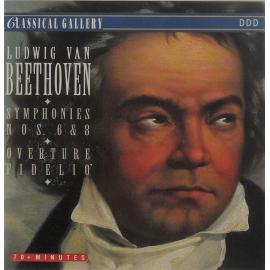 Symphonies Nos.6 & 8 - Overture Fidelio - Ludwig van Beethoven