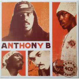 Anthony B - Reggae Legends - Anthony B