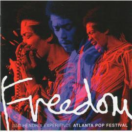 Freedom: Atlanta Pop Festival - The Jimi Hendrix Experience