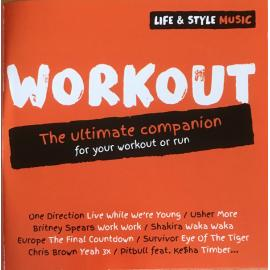 Workout (The Ultimative Companion For Your Workout Or Run) - Various Production