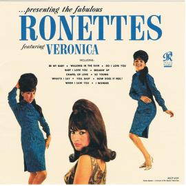 ...Presenting The Fabulous Ronettes Featuring Veronica - The Ronettes