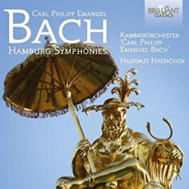 Hamburg Symphonies - Carl Philipp Emanuel Bach