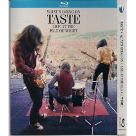 What's Going On (Live At The Isle Of Wight) - Taste