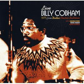 Live 1975 From Dallas Electric Ballroom - Billy Cobham