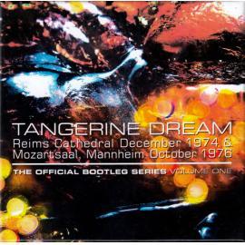 The Official Bootleg Series Volume One - Tangerine Dream