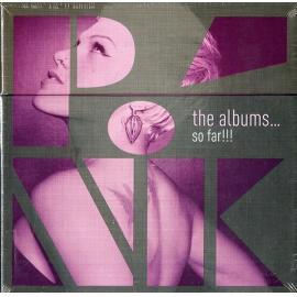 The Albums... So Far!!! - P!NK