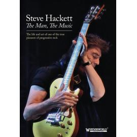 The Man, The Music - Steve Hackett