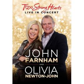 Two Strong Hearts Live In Concert - John Farnham