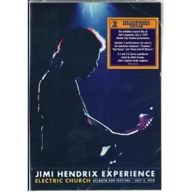 Electric Church (Atlanta Pop Festival July 4, 1970) - The Jimi Hendrix Experience