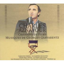 Chansons De Films Musiques De Georges Garvarentz - Charles Aznavour