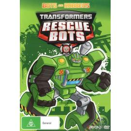 TRANSFORMERS RESCUE BOTS - ANIMATION