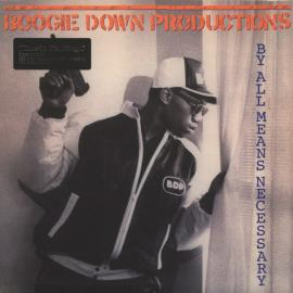By All Means Necessary - Boogie Down Productions
