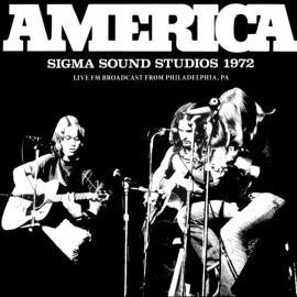 Sigma Sound Studios 1972 - America