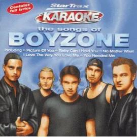 BOYZONE - KARAOKE