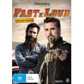 FAST N' LOUD: BIG BAD.. - TV SERIES