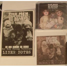 Not Your Typical Victorians - The Men That Will Not Be Blamed For Nothing