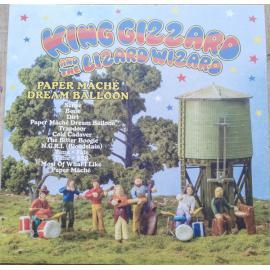 Paper Mâché Dream Balloon - King Gizzard And The Lizard Wizard