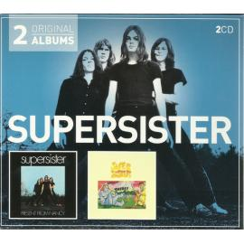 Present From Nancy / Pudding And Gisteren - Supersister
