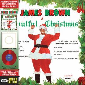 A Soulful Christmas - James Brown