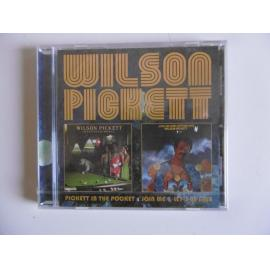 Pickett In The Pocket & Join Me And Let's Be Free - Wilson Pickett